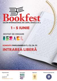 Bookfest, Bucharest, Romania