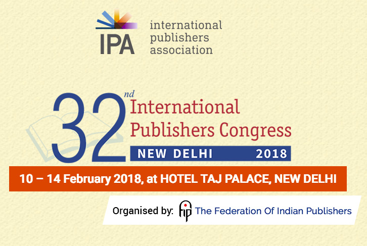 32nd IPA World Congress set to discuss how publishers will shape the future through innovation and technology