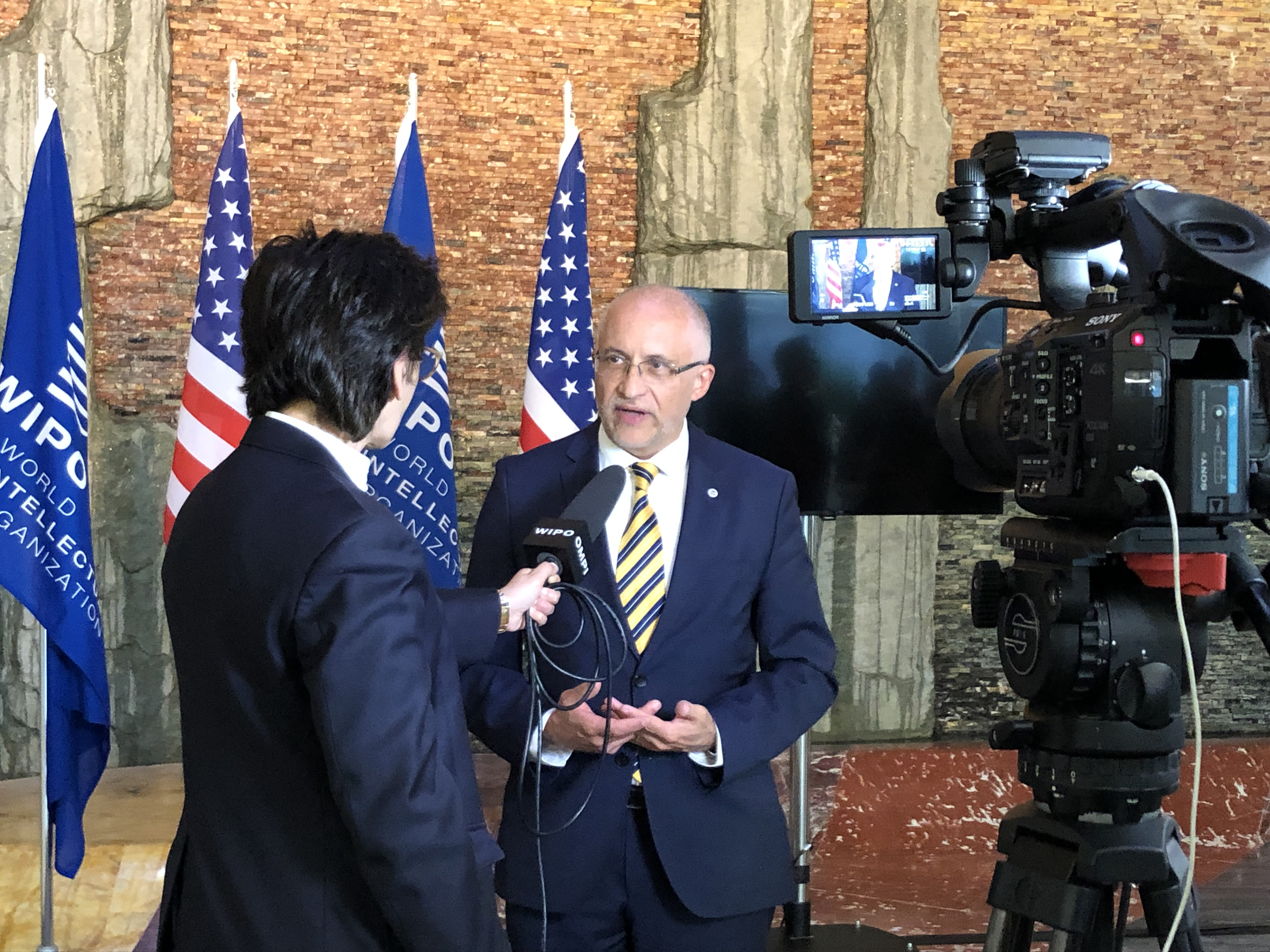 Hugo Setzer interview USA Marrakesh Ratification