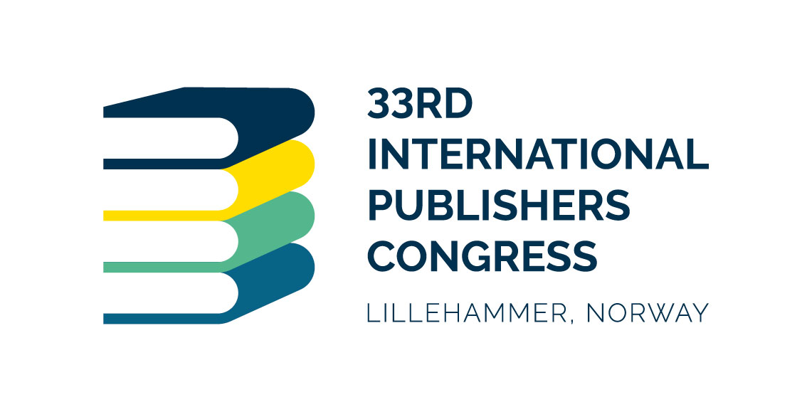 33rd international Publishers Congress Logo