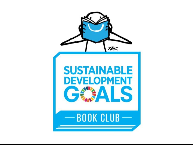 SDG Book Club logo