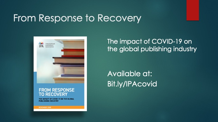 From Response to Recovery