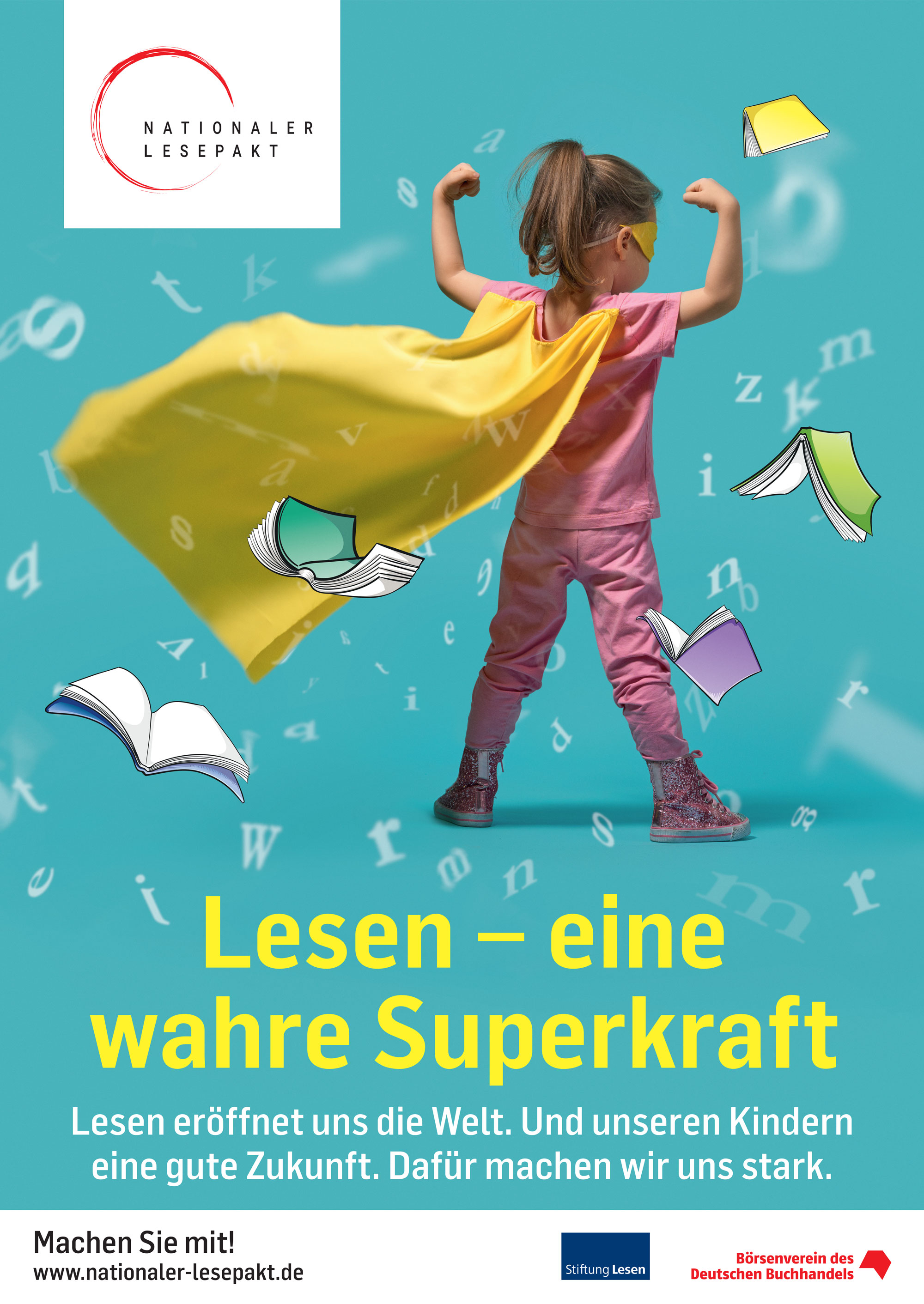 Reading – a Real Superpower