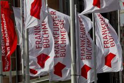 Frankfurt Book Fair Flags