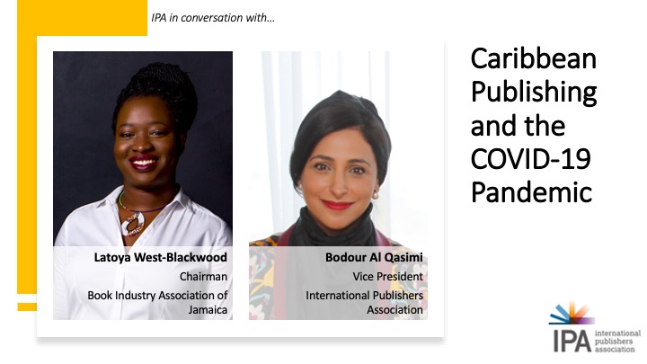 Caribbean Publishing and the COVID-19 Pandemic