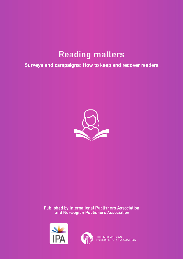Reading Matters: Surveys and Campaigns – how to keep and recover readers