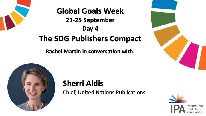 Taking concrete steps towards the SDG goals: how publishers can contribute.