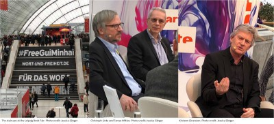Freedom to Publish discussion at heart of Leipzig Book Fair