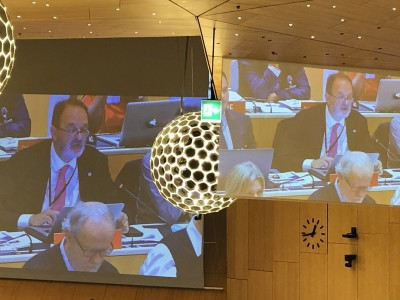 WIPO Diary (SCCR 37) Day 4: Racing toward the finish line