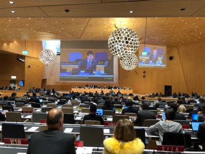 WIPO Diary (SCCR 37) Day 1 – Dynamic Constructivism or Steady as She Goes?