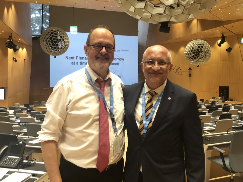 WIPO Diary (SCCR 38) Day 1:  Copyright and Sport