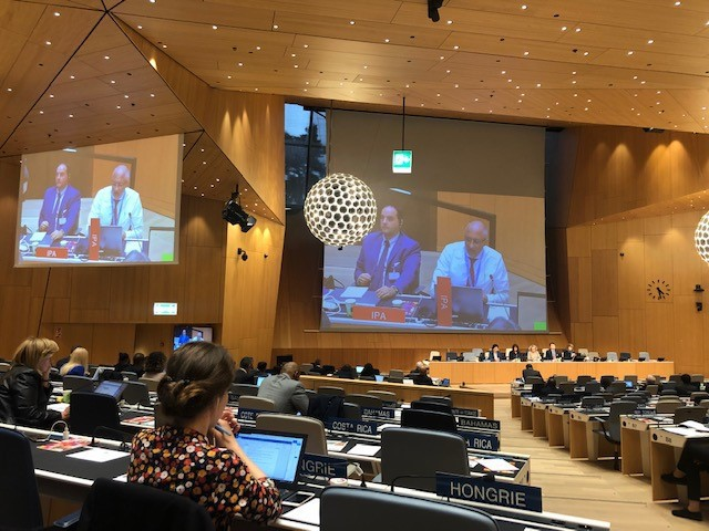 WIPO Diary SCCR 39 (Day 1): Early Birds and Worms