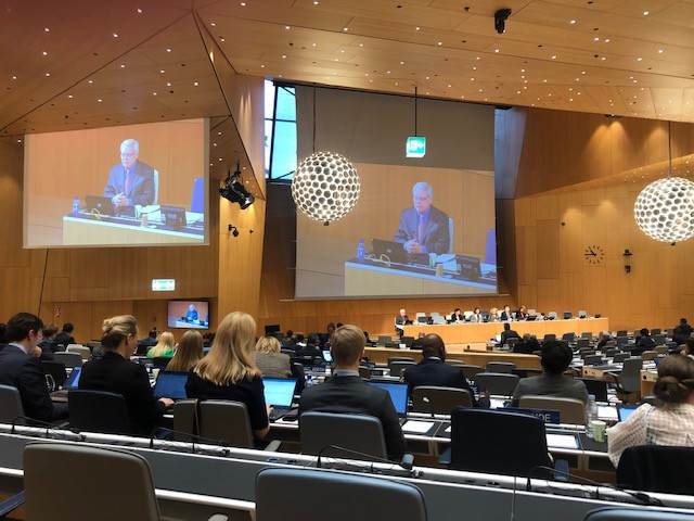WIPO Diary SCCR39 (day 2): Glocalising Digital Education